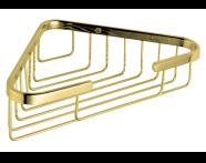 A4438023 - Arkitekta Köşe Malzemelik (Altın)