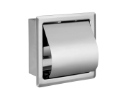 A44415EXP - Arkitekta Built-in Roll Holder  (Single)