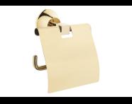 A4442223 - Juno Classic Tuvalet Kağıtlığı (Kapaklı)
