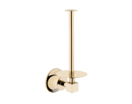 A4442523EXP - Juno Reserve Toilet Roll Holder, Gold