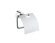 A44580EXP - Matrix Toilet Roll Holder (with Cover)
