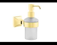 A4470723 - Elegance Sıvı sabunluk - Altın