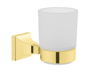 A4473023EXP - Elegance Toothbrush Holder - Gold