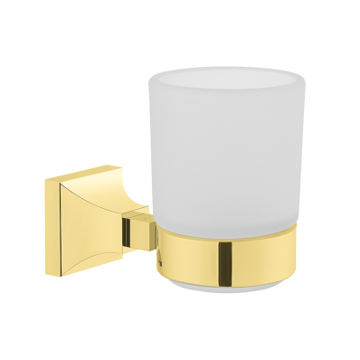 Elegance Toothbrush Holder - Gold