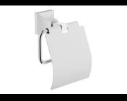 A44735 - Elegance Tuvalet Kağıtlığı (Kapaklı)