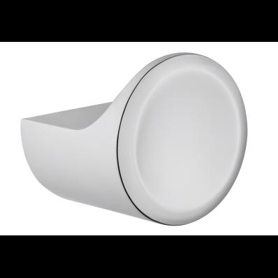 Eternity Small Bathrobe Holder (Round) - Shinny Chrome