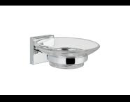 A44992EXP - Q-Line Soap Dish