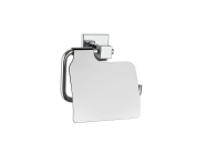 A44996EXP - Q-Line Toilet Roll Holder (with Cover)