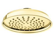 A4566023VUK - Elegance Showerhead, Ceiling Mounted, Gold