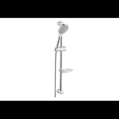 MASTER 1F Shower set,  Chrome