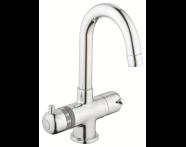 A47037EXP - Aquatech Thermostatic Basin Mixer