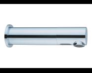 A47043STA - Aquatech Ankastre Fotoselli Lavabo Bataryası  (Pilli - Çift Su Girişli)