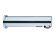 A47046STA - Aquatech Ankastre Fotoselli Lavabo Bataryası  (Elektrikli - Çift Su Girişli)