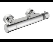 A47055EXP - Aquatech Thermostatic Bath/Shower Mixer