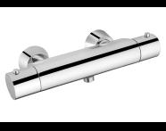 A47056EXP - Aquatech Thermostatic Bath/Shower Mixer