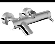 A47093EXP - Nest Trendy Bath/Shower Mixer (digital screen)