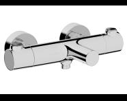 A47157EXP - AquaHeat RS3 Bath/Shower Mixer,  Chrome