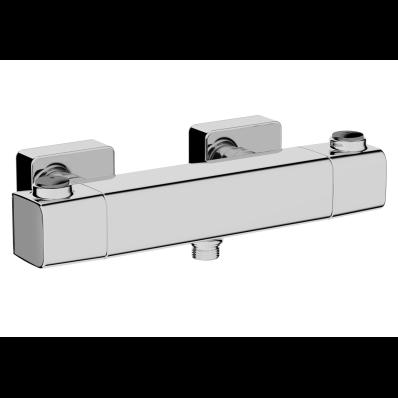 AquaHeat SS3 Shower Mixer,  Chrome