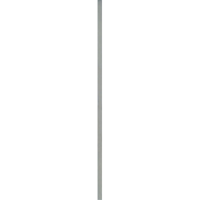1.5x60 Elegant Border Silver Glossy