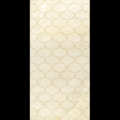 30x60 Marmo Savona Decor 2 Cream Matt