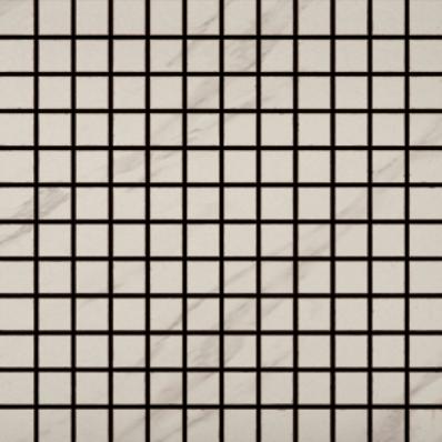 3x3 Marmi Tile White Semi Glossy