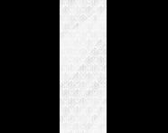 K071571R - 25x70 Adora Dekor 1 Beyaz Parlak