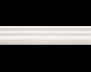 K071615R - 5.5x20 Adora Bordür Beyaz Parlak