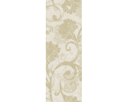 K071641R - 25x70 Sepia Decor 1 Cream Glossy