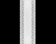 K072595R - 25x70 Adora Dekor 3 Gümüş Parlak
