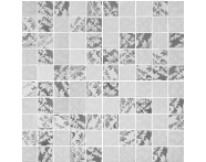K072713R - 30x30 Adora Mozaik Beyaz Parlak