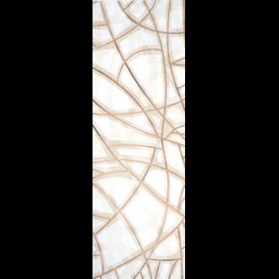 20x60 Concrete Decor 1 Cream Matt