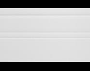 K080796 - 13x25 Favorite Süpürgelik Beyaz Mat
