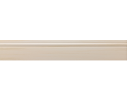 K082373R - 16.5x100 Marmoline Bordür Krem Parlak