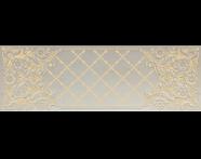 K082524R - 33x100 Provence Dekor 1 Beyaz Mat