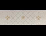 K082561R - 33x100 Provence Dekor 2 Beyaz Mat