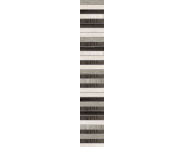 K084926R - 15X45 WOODPLUS KESME BORDÜR SIYAH - GRI - ANTRASIT MAT