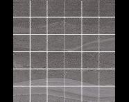 K084941R - 5x5 British Stone Bordür Gri Mat