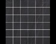 K084952LPR - 5x5 British Stone Bordür Antrasit Yarı Parlak