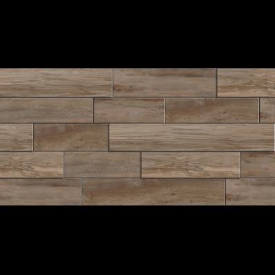 30X60 Woodmix Kesme Dekor Moka Mat