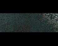 K353414 - 100x10 Oxide Fon Siyah Metalik