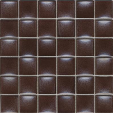 5x5 Glamour Mosaic Bakır Glossy