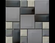 K5400768 - 5x5 Day-to-Day Mozaik Gri Parlak