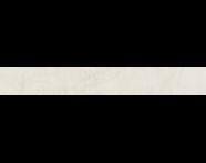 K911644R - 8.5x60 Pietra Borgogna Süpürgelik Beyaz Mat