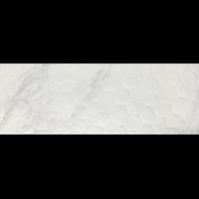 25x70 Attraction Dekor Beyaz Parlak