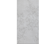 K923113LPR - 45x90 Piccadilly Decor White Semi Glossy