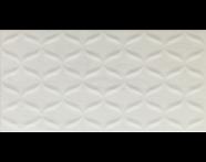 K927840 - 30x60 Ethereal Dekor 1 Açık Gri Parlak
