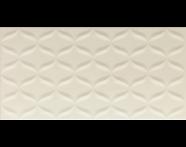 K927873 - 30x60 Ethereal Dekor 1 Açık Bej Parlak