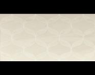 K927932 - 30x60 Ethereal Dekor 2 Açık Bej Parlak
