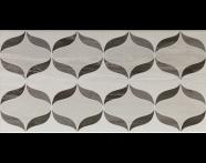 K927976 - 30x60 Ethereal Dekor 2 Gri Parlak