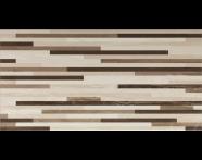 K928046 - 30x60 Ethereal Dekor 2 Açık Bej - Kahve Parlak